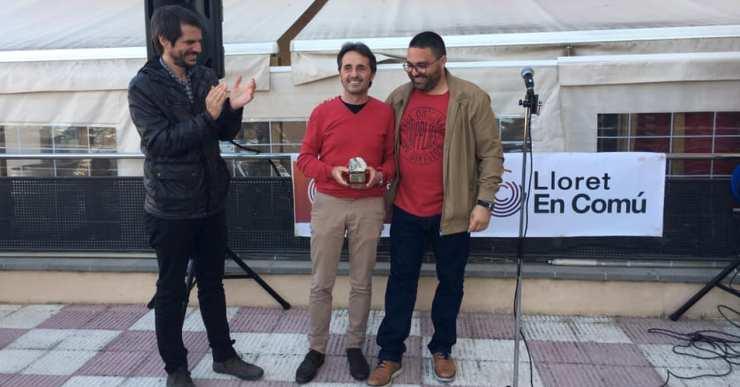 Interampa i Eladio Alguacil són els guardonats als Premis L'Espurna 2019