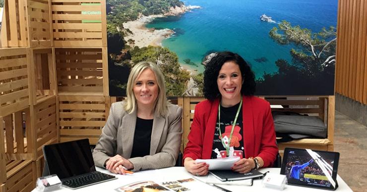 El Lloret Convention Bureau promociona la destinació a Eslovènia per primera vegada