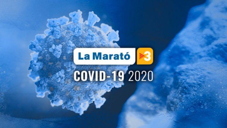 Lloret de Mar torna a mostrar la seva solidaritat amb La Marató de TV3, dedicada a la Covid-19