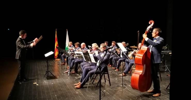La Principal del Llobregat oferirà l'audició del cicle Sardanes a la Fresca aquest dissabte