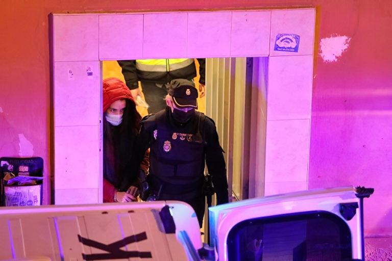 A presó la parella detinguda a Saragossa per la mort d'una nena de dos anys