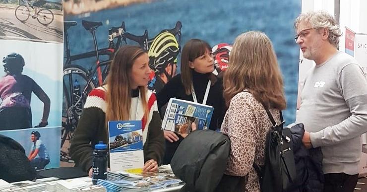 Lloret de Mar segueix apostant pel cicloturisme i fa promoció a diferents mercats europeus rellevants