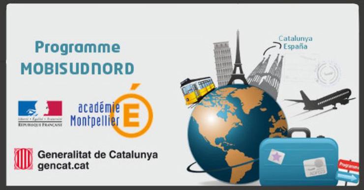 L'Institut Coll i Rodés participa en un programa d'intercanvi amb França a través del programa MOBISUDNORD
