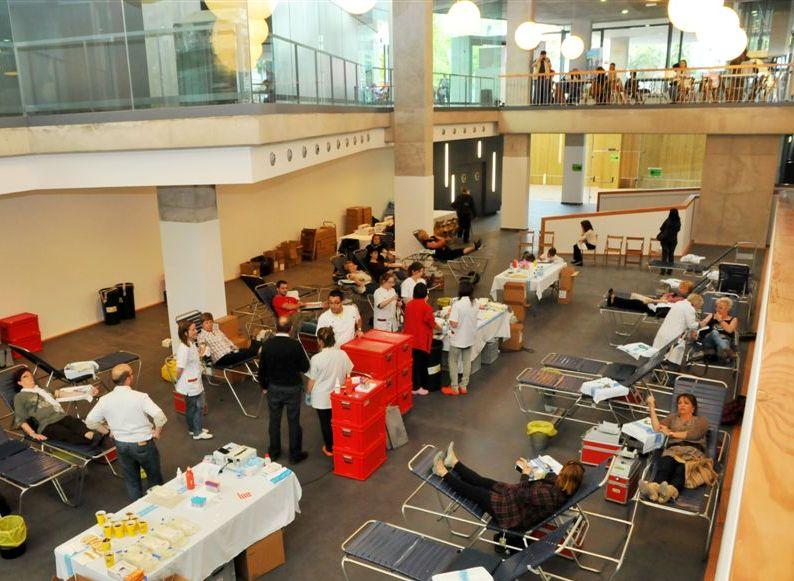Campanya de donació de sang a Lloret, dijous i divendres