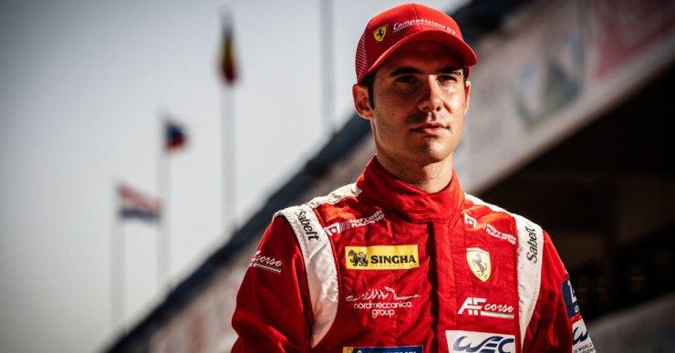 Miguel Molina es queda a només dos punts de proclamar-se campió de l'Endurance Cup