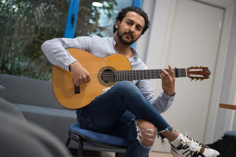 Miguel De Morrete publica el seu primer videoclip, 'Siento yo'