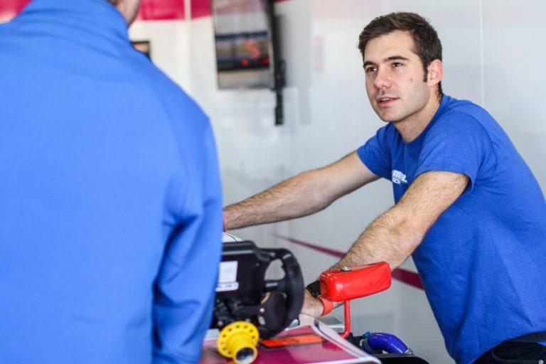 Miguel Molina afronta l'última cursa de la temporada al Circuit de Bahrain