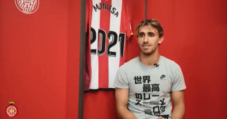 El Girona fa efectiva l'opció de compra de Muniesa a l'Stoke City i el fitxa per tres temporades