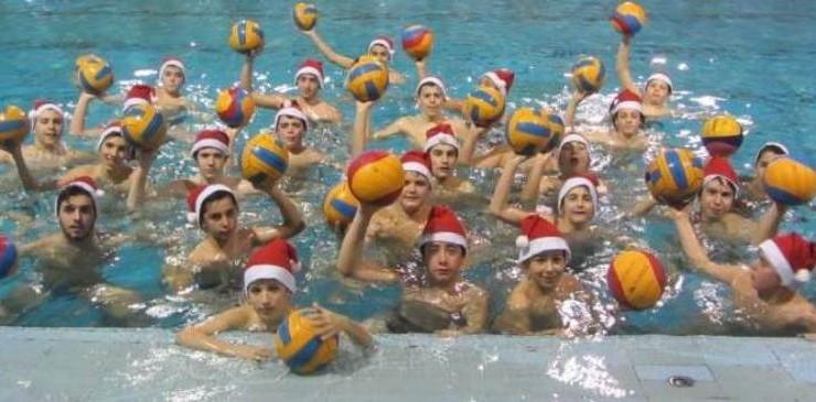 El club de nataci madrid moscard entrena a la piscina for Piscina olimpica barcelona