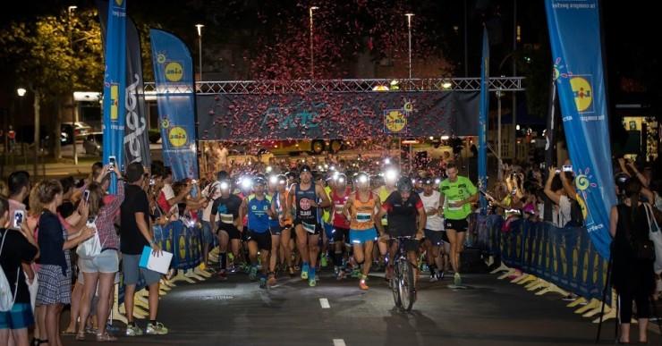 Esportistes destacats participaran a la Lloret Night Trail i animen a tothom a fer-ho