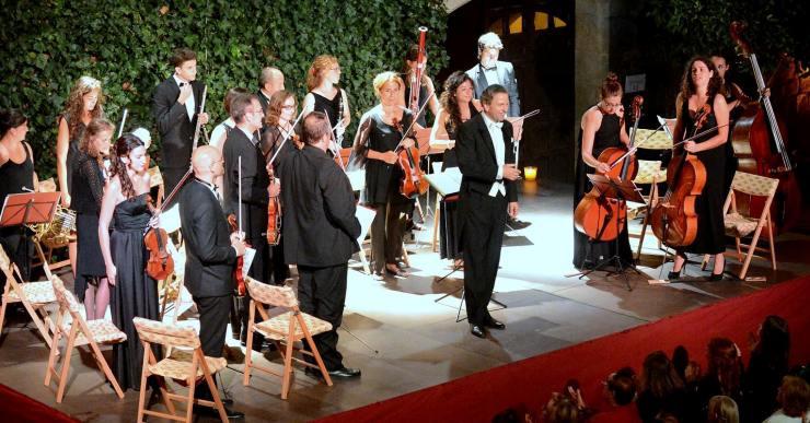 L'Orquestra de Cambra Johan Strauss ofereix un concert solidari a la parròquia de Sant Romà