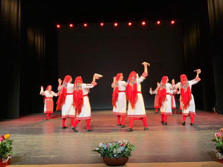 L'associació Prista ha celebrat la Festa Nacional de Bulgària avui a Lloret de Mar
