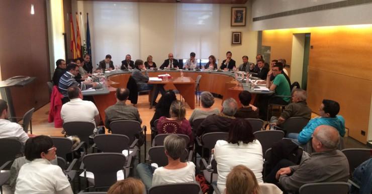 ICV – EUiA critica que l'Ajuntament no tingui en compte la consulta sobre la C-32