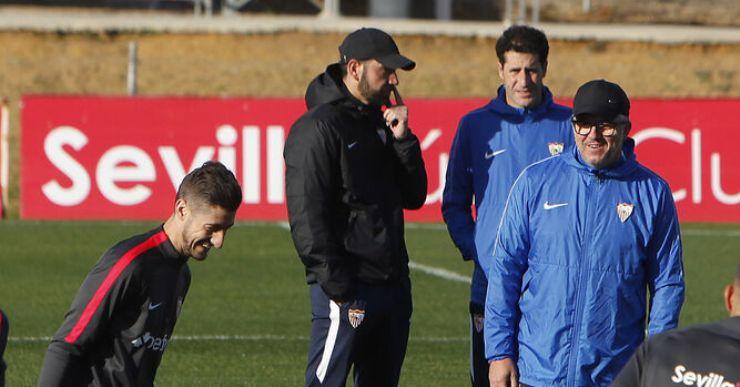 El nou entrenador de l'RCD Espanyol, Pablo Machín, compta amb el lloretenc Jordi Balcells