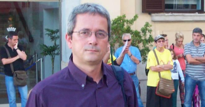 Pacios és l'únic candidat que s'ha presentat a les primàries d'ICV – EUiA