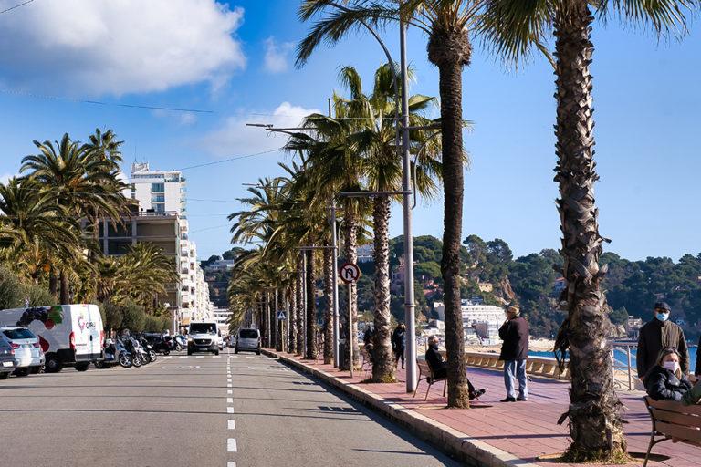 Procés participatiu a Lloret per millorar la mobilitat del passeig marítim