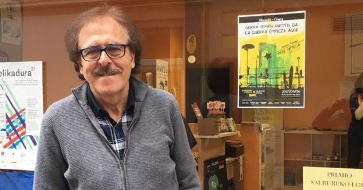 Pere Ortega presentarà a Lloret un llibre que defensa l'obsolescència de les forces armades