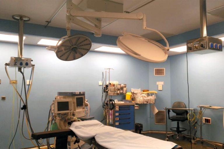 Incrementen les mesures per fer front a la Covid-19 als hospitals de Blanes i Calella