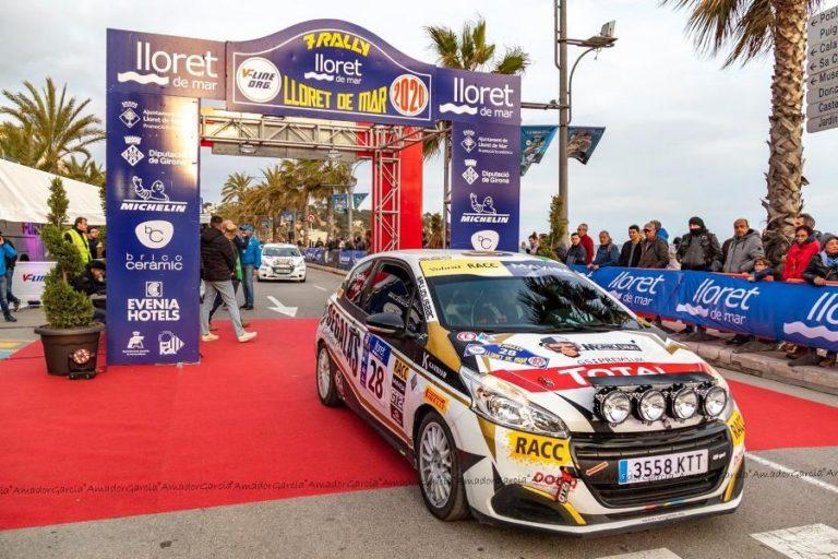 Tot a punt per al 8è Rally Lloret de Mar, que es disputa aquest divendres i dissabte