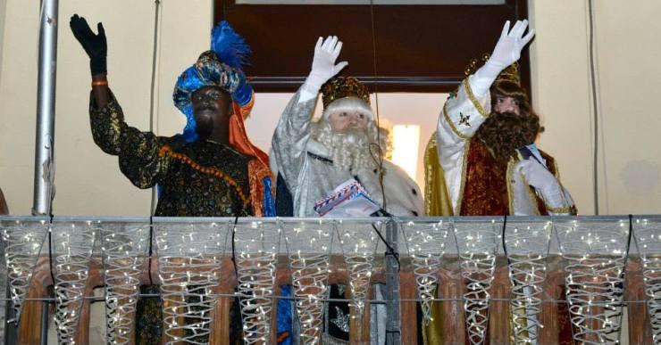 L'arribada dels Tres Reis d'Orient provocarà certes restriccions de trànsit, sobretot al passeig i la riera