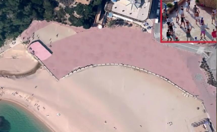 El MILLOR proposarà al ple d'avui que es cobreixi la riera, en el tram final de Just Marlés