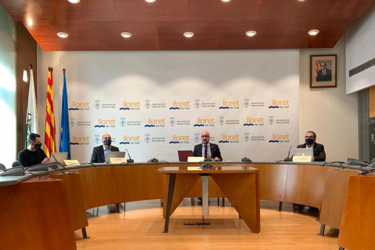 Lloret de Mar preveu recuperar un 70% de les pernoctacions del 2019 durant el proper estiu