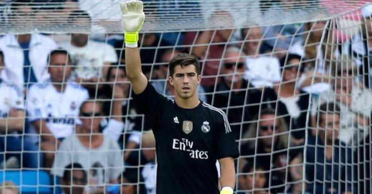 El lloretenc Rubén Yáñez debuta amb el primer equip del Reial Madrid