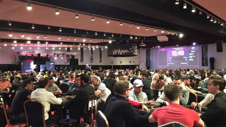 El casino acull fins diumenge un destacat torneig de pòquer, amb més de 3.500 participants