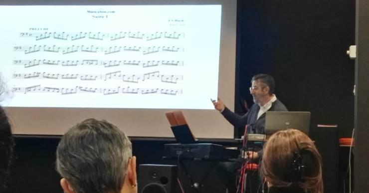 Sergio Fidemraizer farà la segona sessió d'apreciació musical aquest dijous