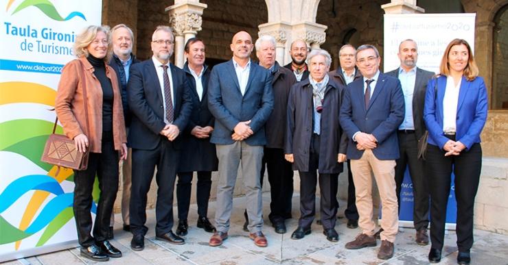 Cinc grans debats per debatre el futur amb la participació de tot el sector turístic gironí