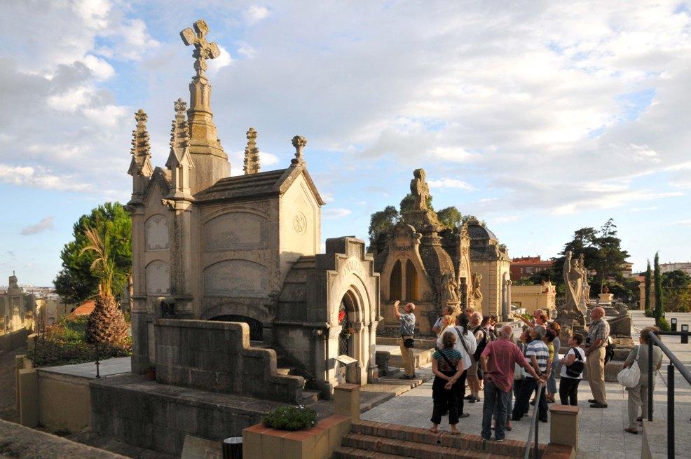 Tripadvisor atorga el certificat d'excel·lència al cementiri de Lloret