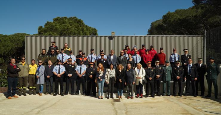 Protecció Civil celebra la seva festa anual, com a un servei considerat essencial per al municipi