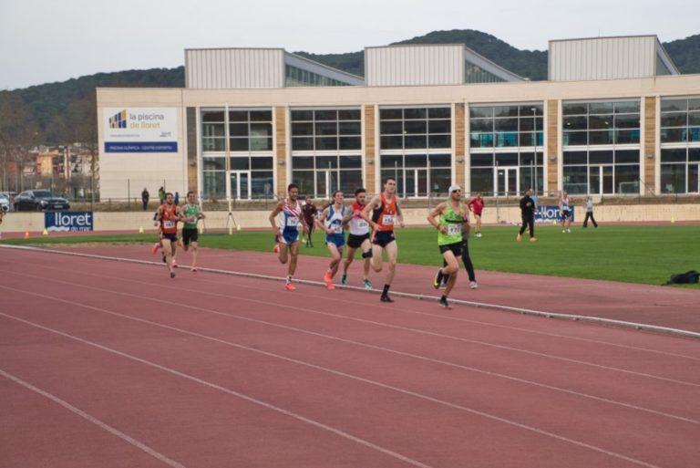 Més de 600 atletes, al control federat de La Sansi a Lloret
