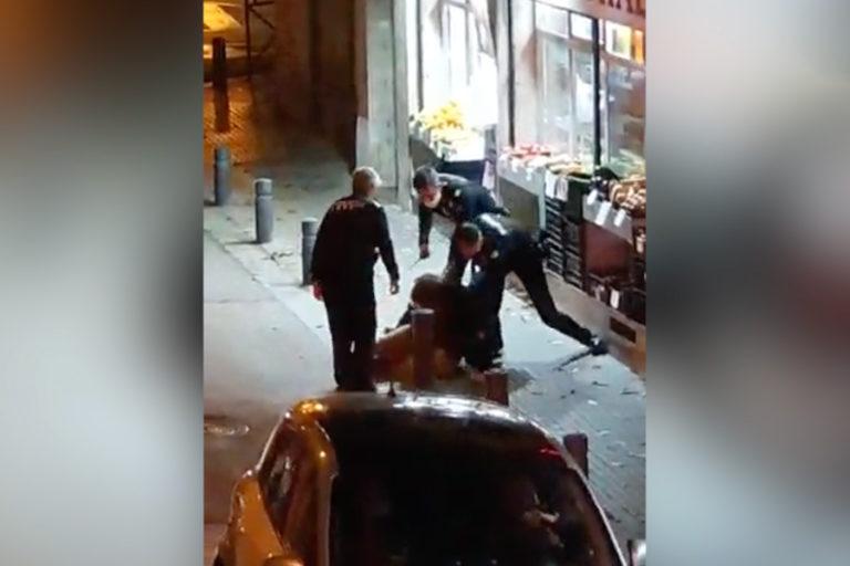 La Policia de Lloret investiga l'actuació d'uns agents durant la detenció d'un lladre