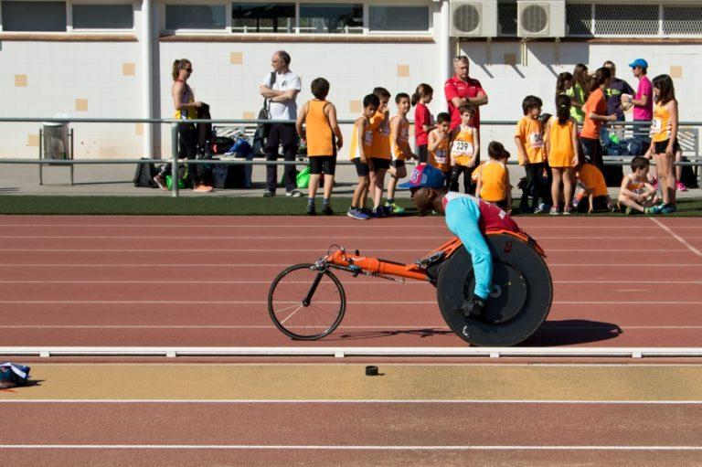 Lloret, seu del Campionat de Catalunya d'atletisme adaptat