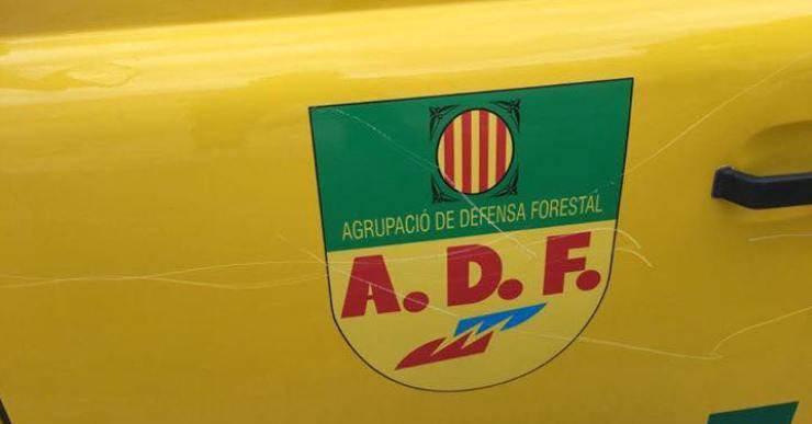 L'ADF denuncia dos atacs vandàlics als seus vehicles en només tres mesos