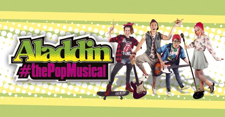 Un musical protagonitzat per un Aladdin modern arriba a Lloret divendres