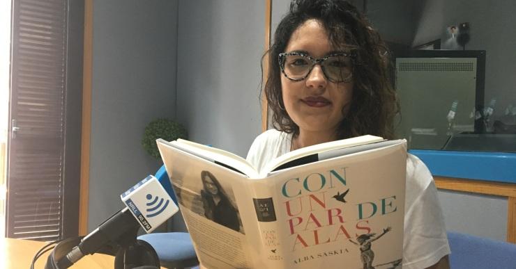 Alba Saskia Rivas, finalista al 'Planeta', pregonera de les festes de Mas Baell i Can Carbó
