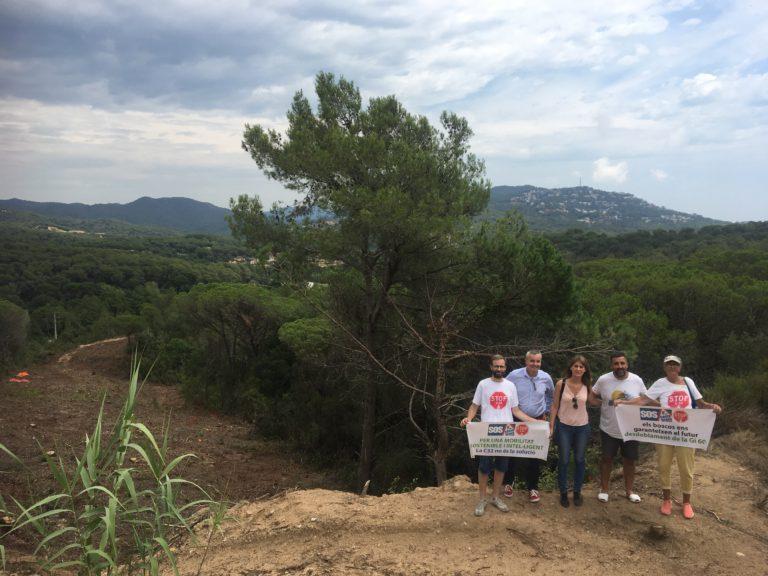 Catalunya En Comú demana al Govern que abandoni la prolongació de la C-32 i executi alternatives