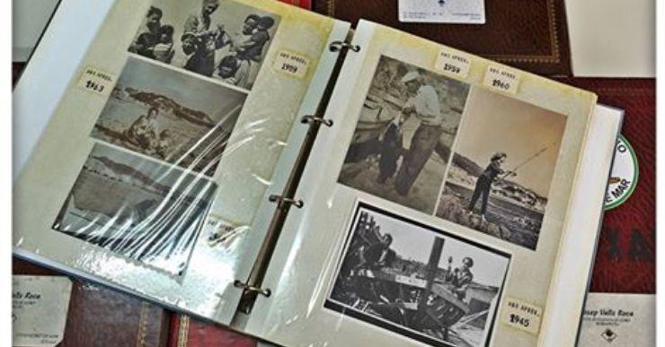 En Bambi cedeix la seva col·lecció de 50.000 fotografies a l'arxiu municipal