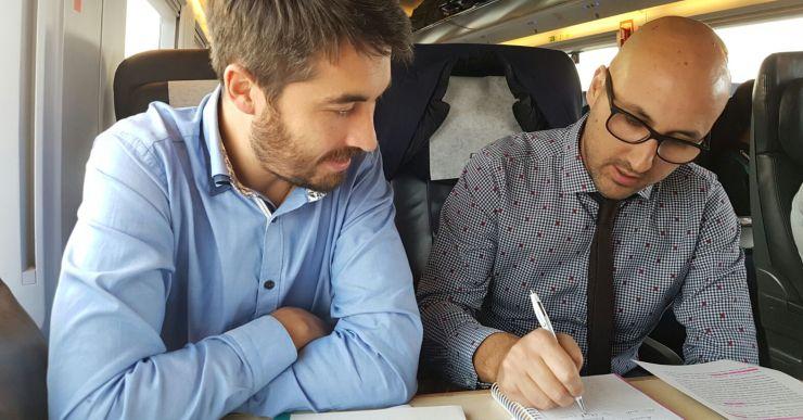 Representants de Lloret es reuneixen amb SEGITTUR per fer un seguiment