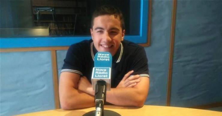 Àlex Giral és l'estudiant de Lloret que ha tret millor nota a la Selectivitat