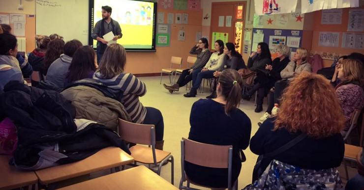 Àlex Maset, psicòleg sanitari, assessor familiar, coach i docent, parlarà del 'bullying'