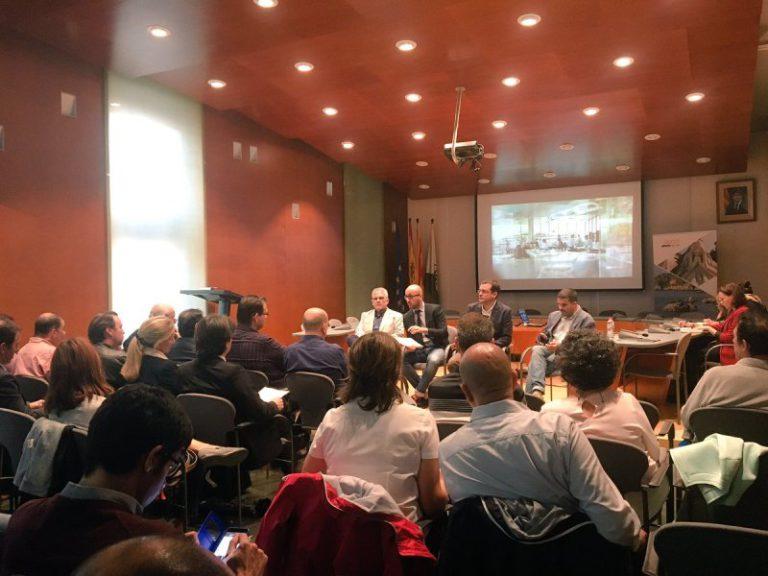 Primera trobada dels restauradors i hotelers amb la Fundació Alícia