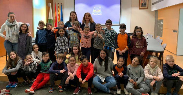 365 alumnes de 3r de Primària de totes les escoles de Lloret visitaran l'Ajuntament