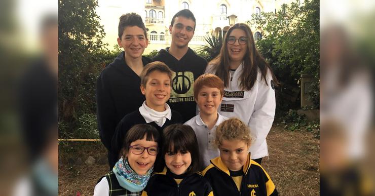 800 alumnes de la Immaculada Concepció faran un pessebre vivent per la Marató de TV3