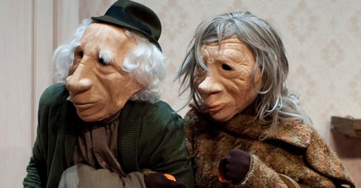 La crítica internacional avala la qualitat de l'espectacle 'André y Dorine'