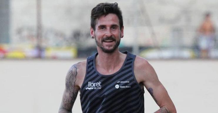 Àngel Mullera correrà al Campionat de Catalunya de milla per primera vegada