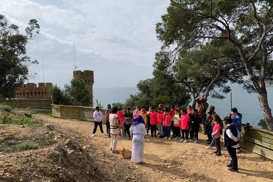 La visita teatralitzada al Turó Rodó