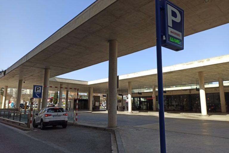 L'aparcament de la terminal passa a ser gestionat per l'Ajuntament